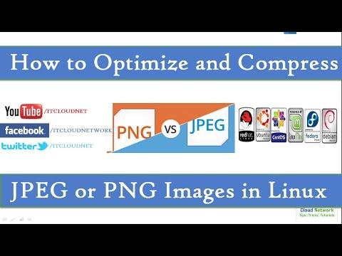 How to Optimize & Compress JPEG or PNG Images on CentOS/RHEL 7, Ubuntu 15.10 & Debian 8