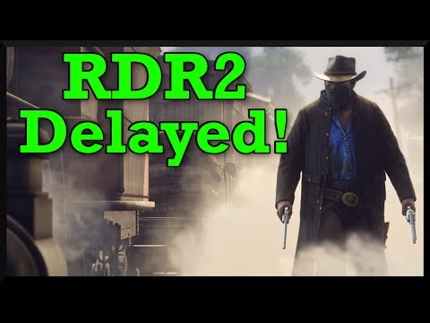 Red Dead Redemption 2 Delayed To 2018 (New Screenshots & Release Info)