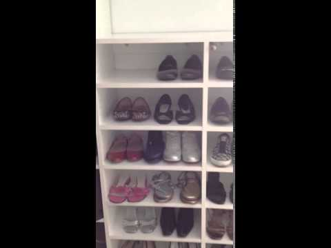 Ladies Closet Room - Northbridge, Ma 01545