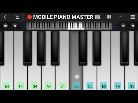 Afreen Afreen Piano Tutorial|Piano Keyboard|Piano Lessons|Piano Music|learn piano Online