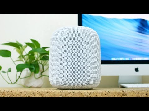 Apple HomePod Unboxing, Setup and Impressions