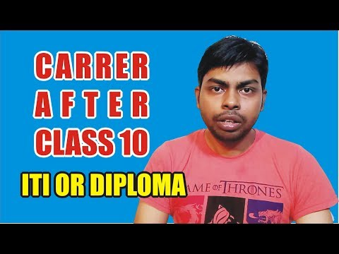 What Can We do after Passing Class 10th, ITI or Diploma