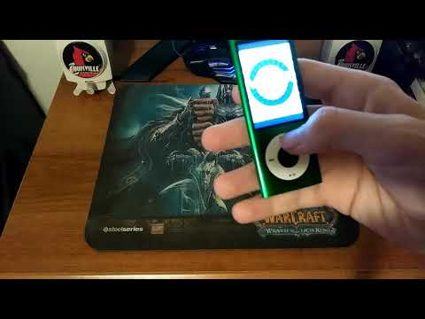 iPod nano 5th generation review part 1.