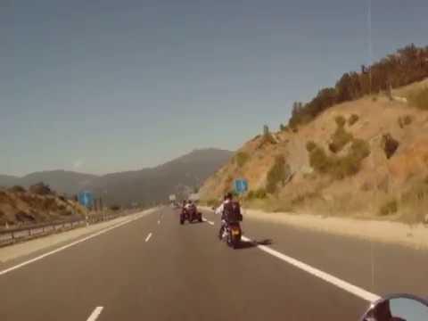 Portugal, Spain road trip to Faro bike show  047