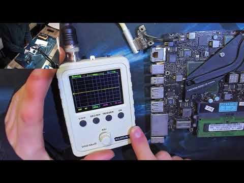 Let's Build Kits - JYETech Scope, Setup and Testing Part 2