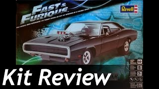 Review - Fast & Furious Dominic's 1970 Dodge Charger
