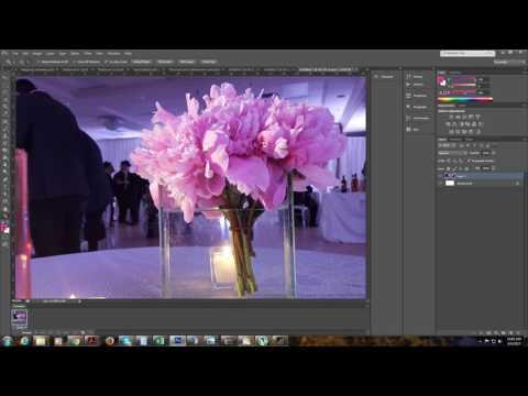 Photoshop CS6 Tutorial Color Splash Effect