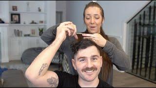 My Progress in Men's Haircuts