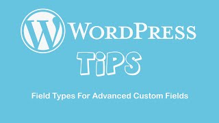 How To Create Advanced Custom Fields In WordPress - PakVim net HD