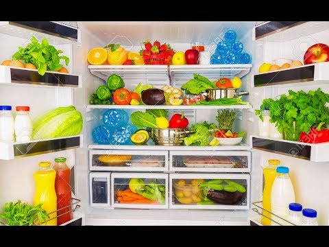 How to store vegetables in fridge quick n easy