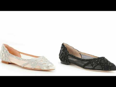Bridal Shoe Collection from BADGLEY MISCHKA