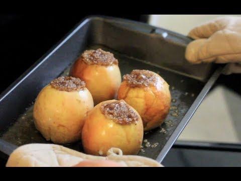 How to Make Healthy  Apple Dessert!