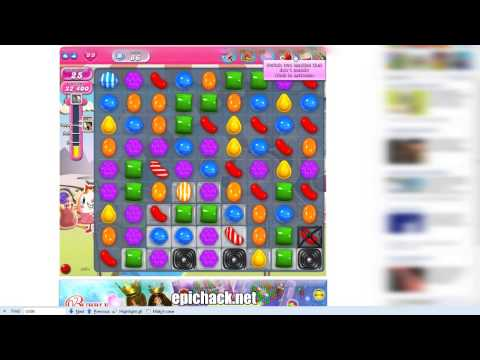 Candy Crush Saga Cheats. Cheating on Level 86! [Extra Moves, Unlimted Lives, Premium Boosters]