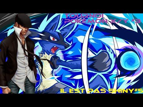 [Ep#5] Il est pas shiny - Tournoi Pokemon X/Y Online #3 part1