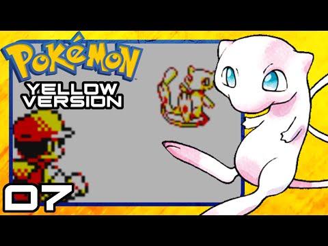 Let's Play Pokémon Yellow - Part 7: MEW GLITCH! - 3DS Gameplay Walkthrough #Pokemon20