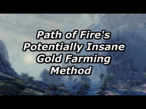 Guild Wars 2 Path of Fire Demo - PoF's Insane Gold Farming Method