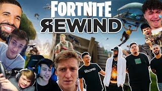 Fortnite Rewind, But You Forgot These Moments Existed😢