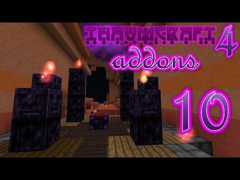 Minecraft - Thaumcraft 4 Addons #10 - Osmotic Enchanter