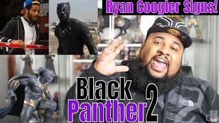Ryan Coogler Signs to Direct/Write Black Panther 2!   BP2 Predictions!