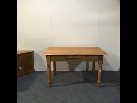 Victorian pine table - Pinefinders Old Pine Furniture Warehouse