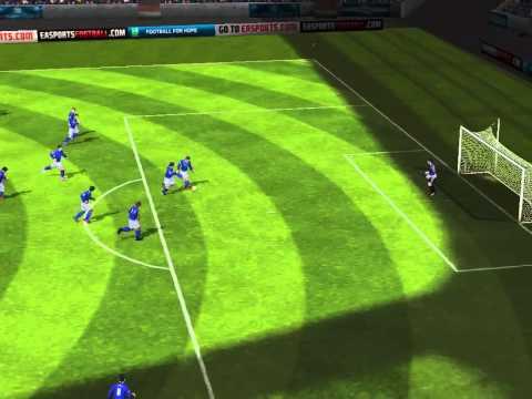 FIFA 13 iPhone/iPad - Birmingham City vs. Cardiff City