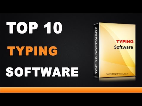 Best Typing Software - Top 10 List