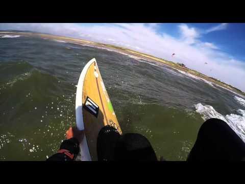 Summer Fun - Kitesurfing in the UK