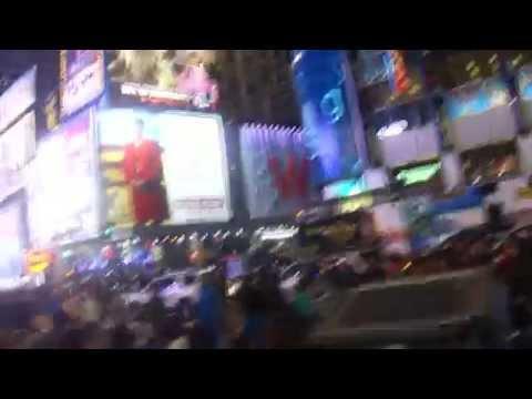 NY - New York City, Time Square Manhattan [HD]