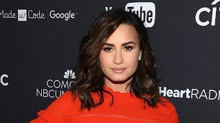 Celebs & Fans SUPPORT Demi Lovato After Revealing She Relapsed