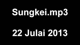 Pengumuman Sungkei Radio Sarawak