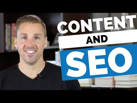 Content and SEO (How To Get Your Content To Rank)