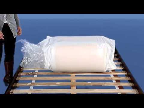 Sleep Innovations 12Inch SureTemp Memory Foam Mattress lowes