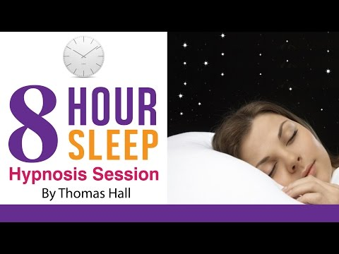 Freedom from OCD - Sleep Hypnosis Session - By Thomas Hall