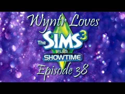 Wyntr Loves The Sims 3 Showtime E38 - Rick Makes Honor Roll