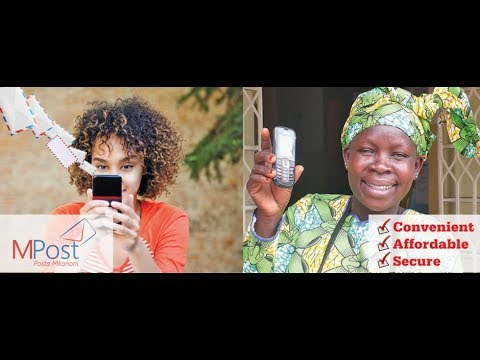 How to make a P.O BOX number from your phone number in Kenya!