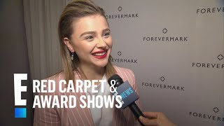 Chloe Grace Moretz Dishes on BF Brooklyn Beckham | E! Red Carpet & Award Shows