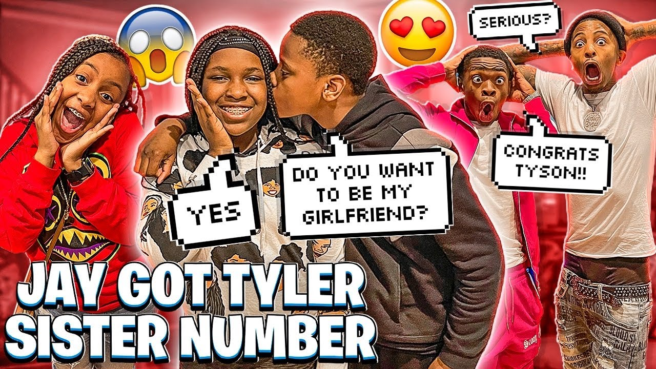 TYSON ASKED KAM TO BE HIS GIRLFRIEND & JAY GOT TYLER SISTER NUMBER!💔