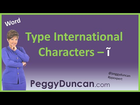 How to Type International Characters in Microsoft Office Word Using AutoCorrect