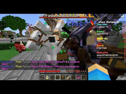 New Mineplex Minestrike Chests Opening!