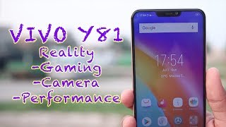 Vivo Y81 Full Review | Love the Notch?