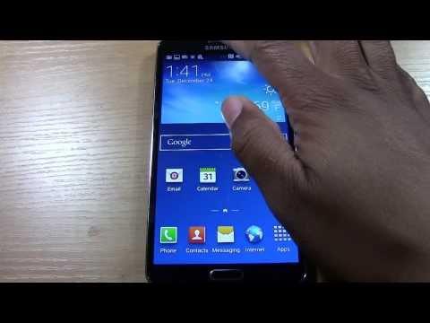 Galaxy Note 3 for Beginners (Part 1) | H2TechVideos