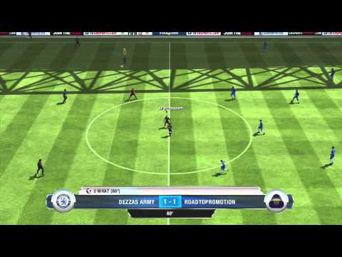 FIFA 13 Pro Clubs Race To Division 1 - Episode 1: Division: 10