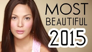 10 Most Beautiful Women 2016 in The Philippines