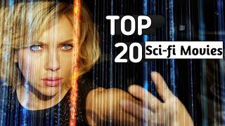 Top 20 Hollywood Sci-fi Movies as per IMDB Rating |Hindi|