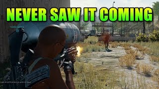 Never Saw It Coming! | PlayerUnknown