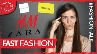 The FAST FASHION trap & how to escape | Justine Leconte
