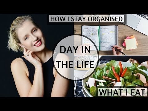 DAY IN THE LIFE || WORKING FROM HOME || WHAT I EAT IN A DAY