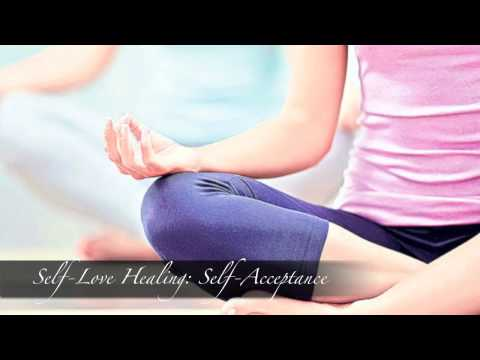 Self-Love Healing Meditation: Self-Acceptance