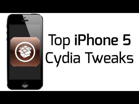Best iPhone 5 Cydia Apps/Tweaks (iOS 6)