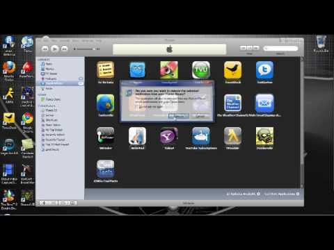 How to backup and transfer your iPhone or iPod touch apps from one computer to another